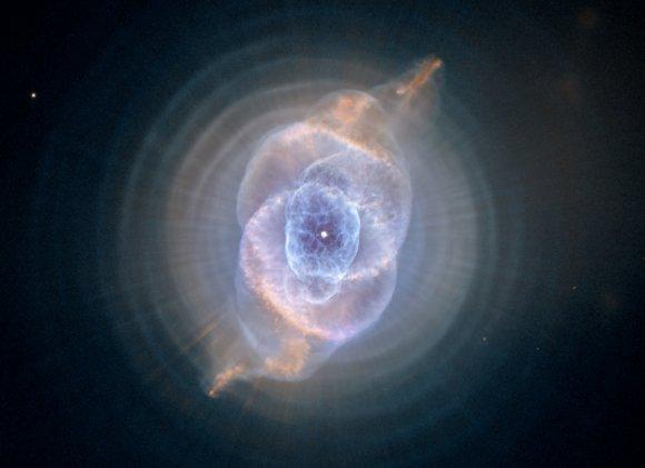 NGC 6543 - Das Katzenauge